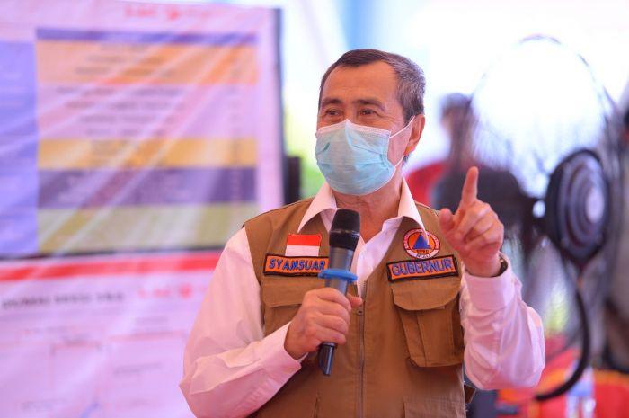 Riau Segera Tetapkan Status Siaga Darurat Karhutla