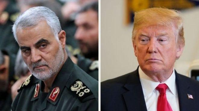 Jenderal Iran Ancam Menghancurkan Semua yang Dimiliki AS