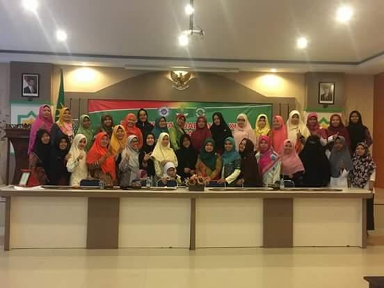 Pimpinan Daerah Nasyiatul Aisyiyah (PDNA) Kota Pekanbaru Provinsi Riau Selenggarakan Musyawarah Daer