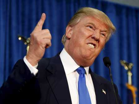 Donald Trump Ragukan Legitimasi Pemilu AS