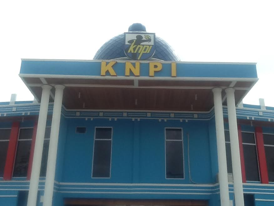 Rehabilitasi Gedung KNPI Bengkalis Diduga Sarat Korupsi